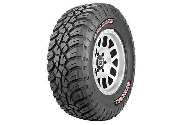 General Tire представила новые шины General Grabber X3