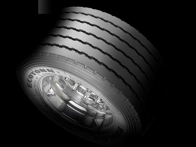 Fulda представила низкопрофильную шину Ecotonn 2 для мегатрейлеров