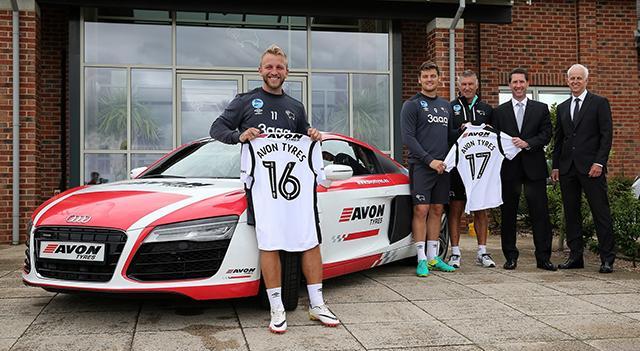 Avon Tyres продолжает активную спонсорскую деятельность в британском футболе