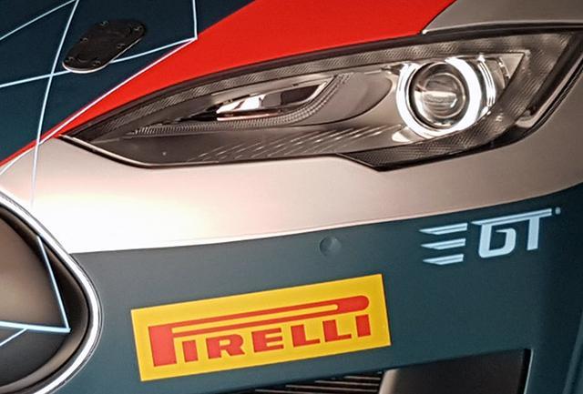 Пирелли будет поставщиком шин в Чемпионат Electric GT World Series 2017