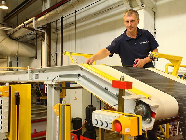 Омские шины Cordiant будут изготавливать на чешском оборудовании