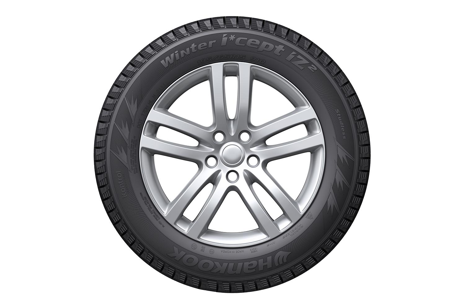 Hankook Tire представила новые зимние шины Winter i*Cept iZ²