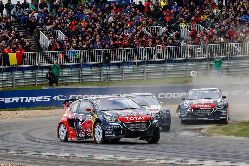 Cooper Tire продлила контракт на поставку шин в Чемпионат мира по ралли-кроссу