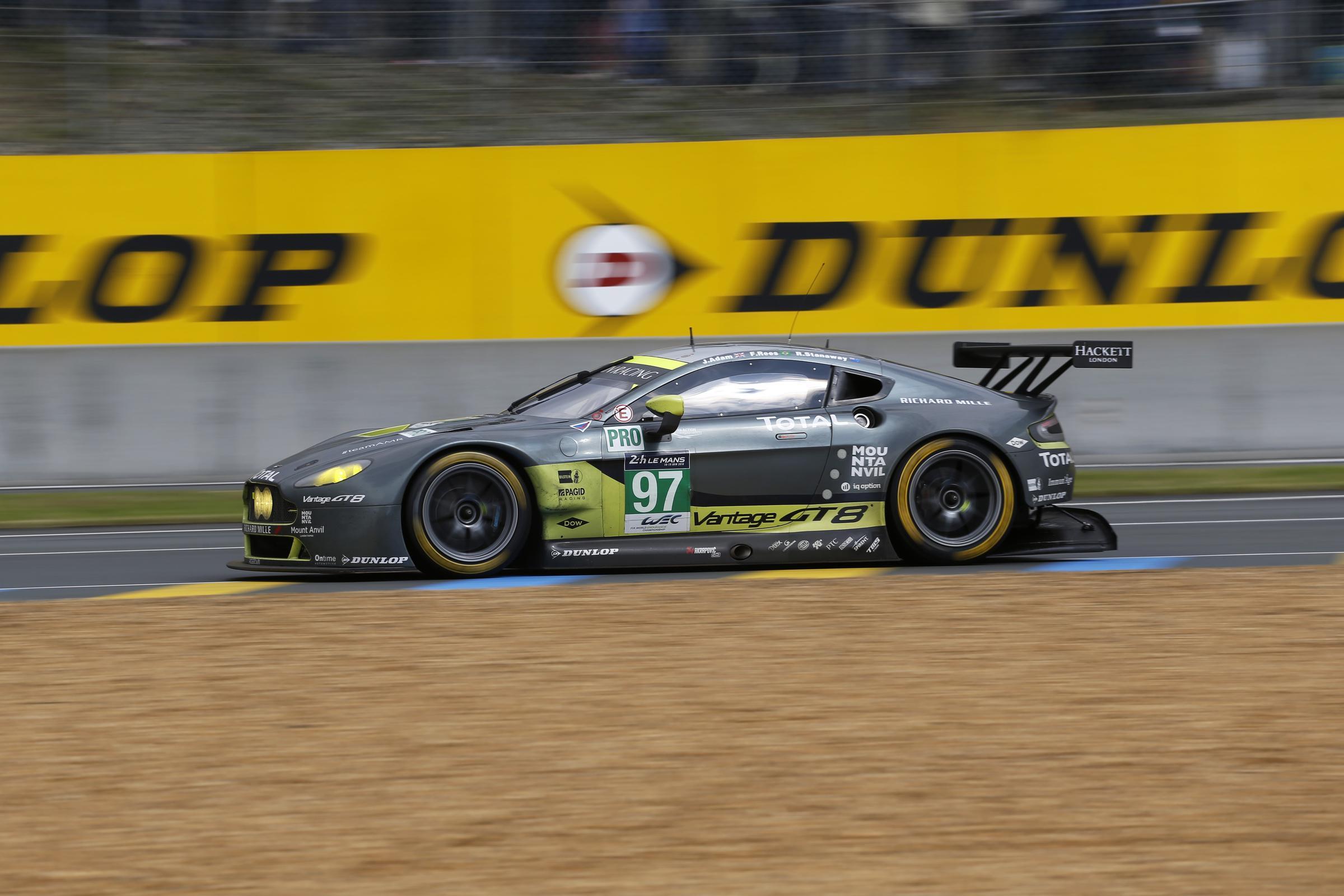 Двойной триумф Dunlop в гонке «6 часов Мехико»