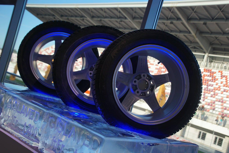 Continental официально представила новые нешипованные шины Gislaved Nord Frost 200