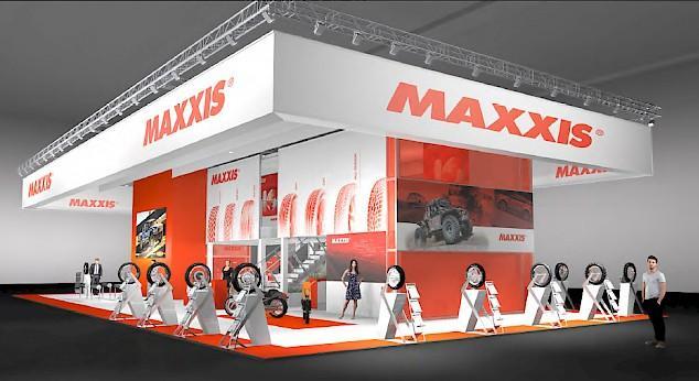 Maxxis International  привезет на Intermot 2016 новую ATV-шину