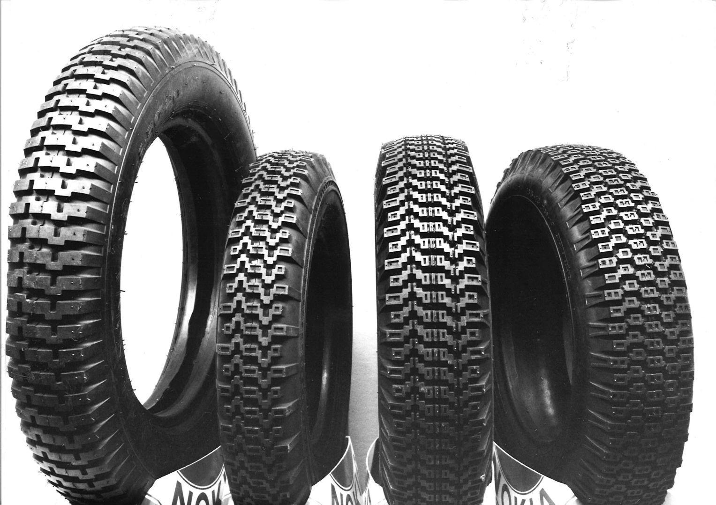 Nokian Tyres отмечает 80-летие зимних шин для легковых автомобилей