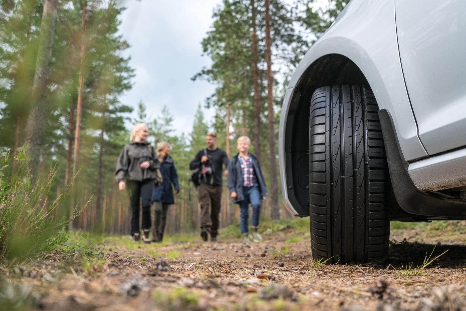 Nokian Tyres представляет новые летние шины премиум-класса Nokian Hakka Blue 2
