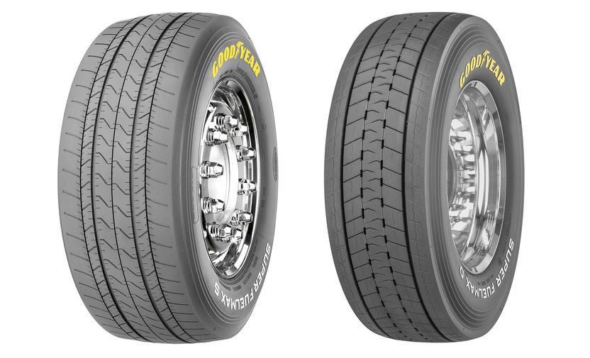 В Ганновере дебютировали суперэкономичные грузовые шины Goodyear SUPER FUELMAX