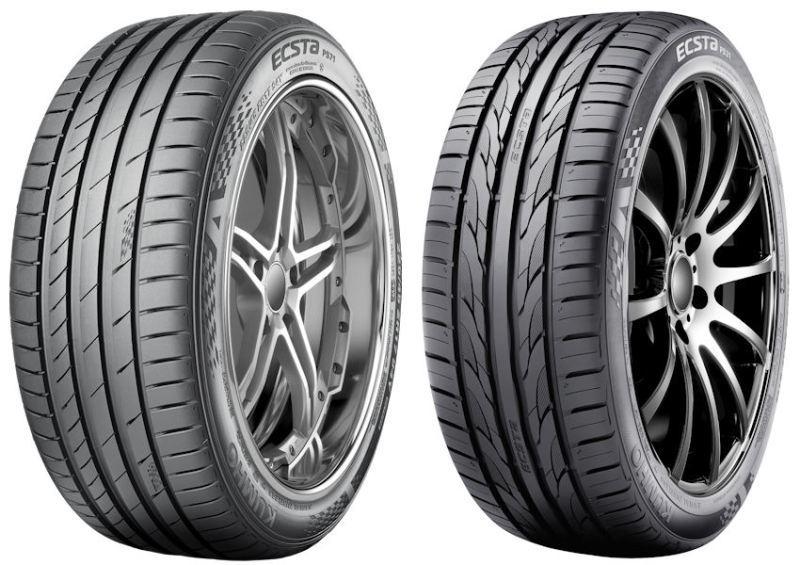 Kumho Tyre запускает новые летние UHP-шины Ecsta PS 71 и PS 31