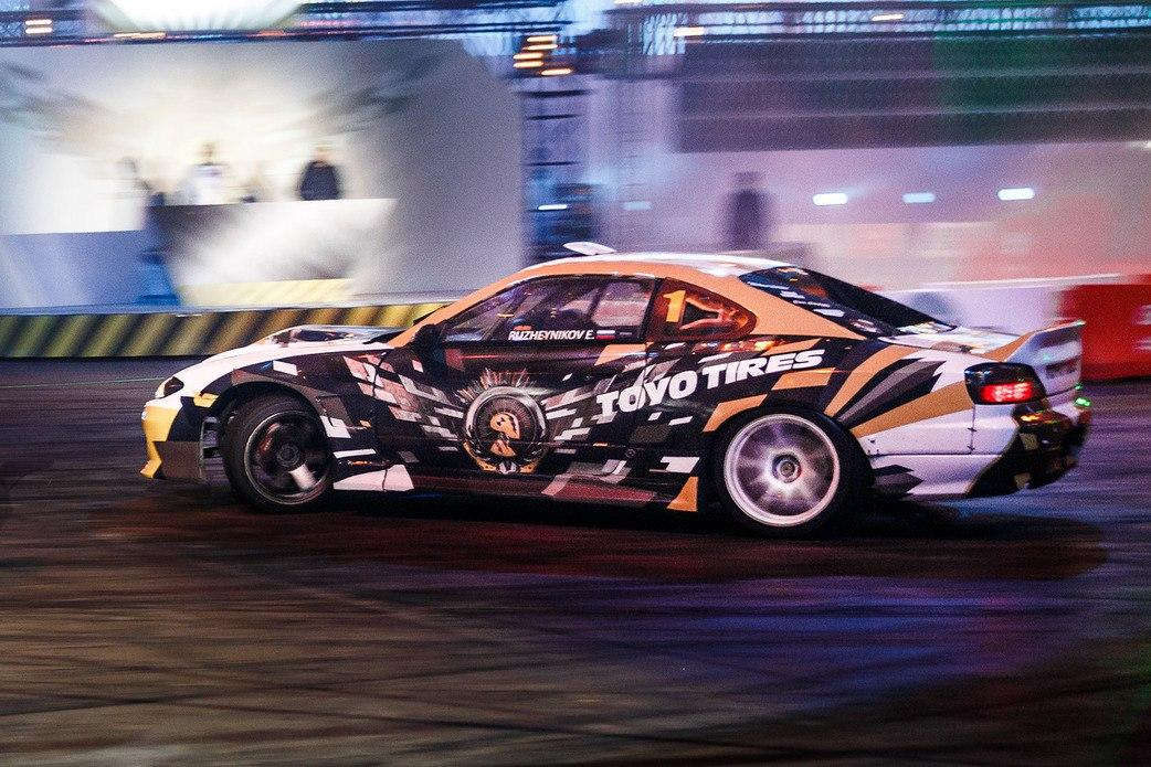 Звезды Toyo Tires приняли участие в «Гонке Тысячелетия»