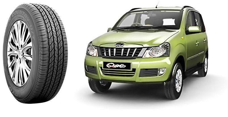 Toyo оснастит своими SUV-шинами внедорожники Mahindra для европейского рынка