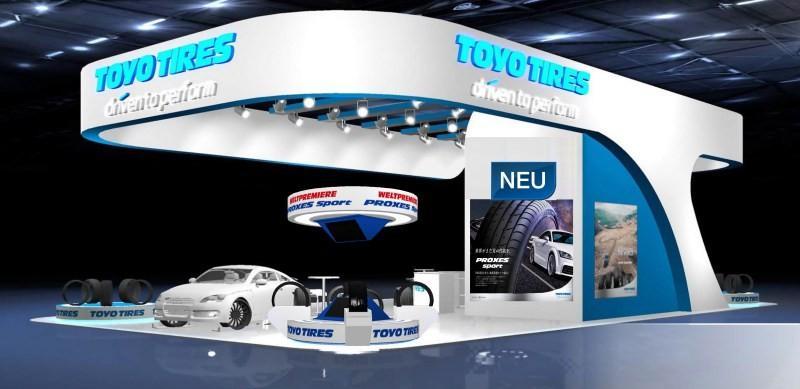 Новинки Toyo Tire на Essen Motor Show 2016