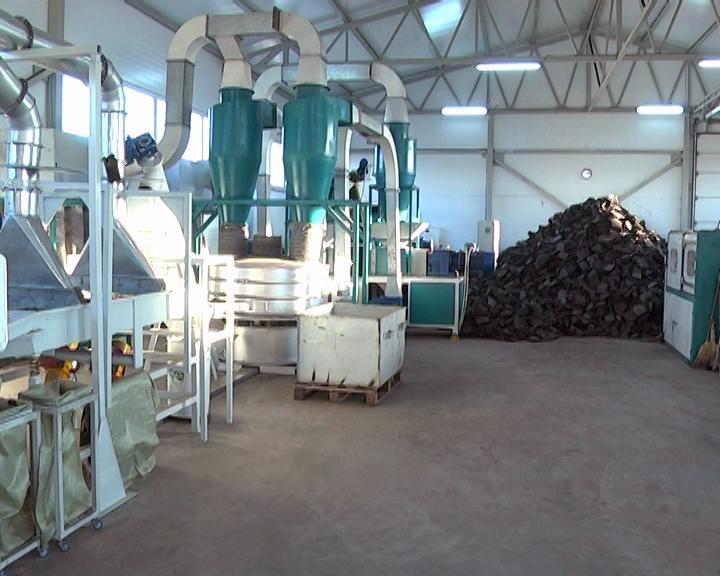 В Армавире построили завод по переработке покрышек за 50 миллионов рублей