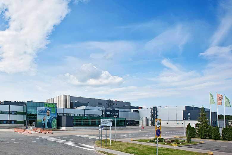 За свою долю на рынке Nokian Tyres будет бороться наращиванием производства