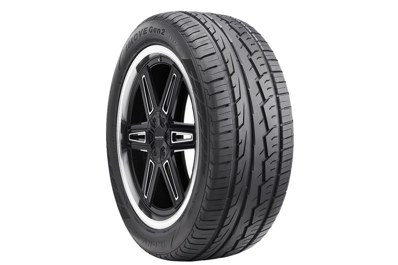 Hercules Tire представила новые SUV-шины Ironman iMOVE Gen2