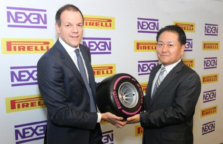 Пирелли будет продавать шины Nexen в Бразилии