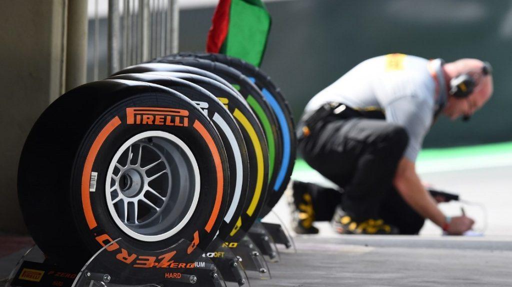 Пирелли выбрала шины на первые Гран-при сезона-2017