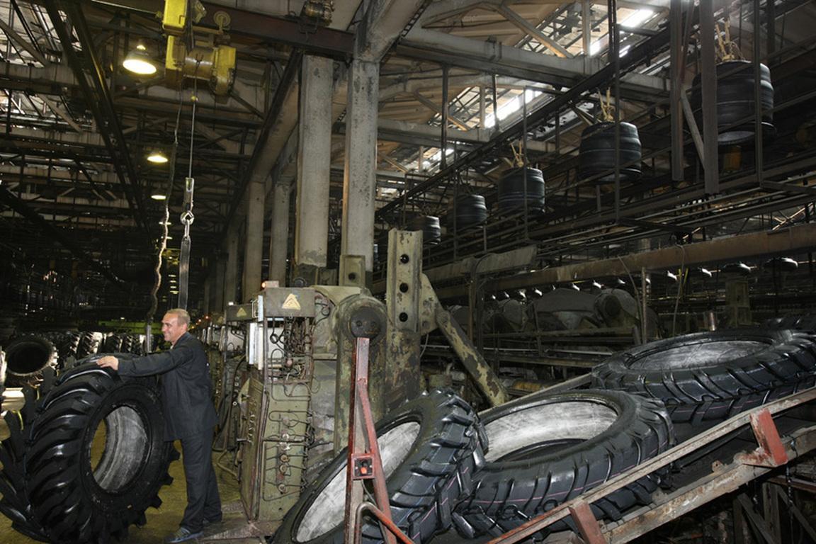 АШК наращивает производство шин и резиновых смесей