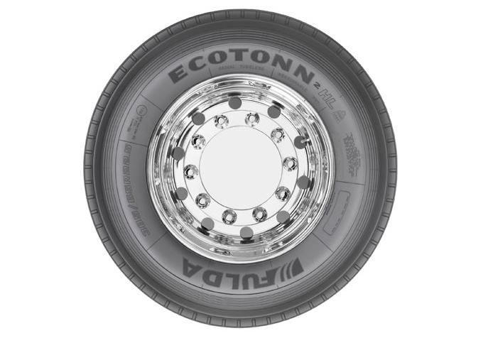 Goodyear представила новую зимнюю прицепную шину Fulda Ecotonn 2 HL