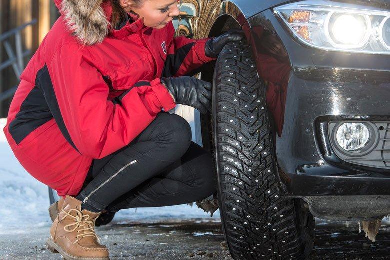 Nokian Tyres представляет новые модели шипованных зимних шин