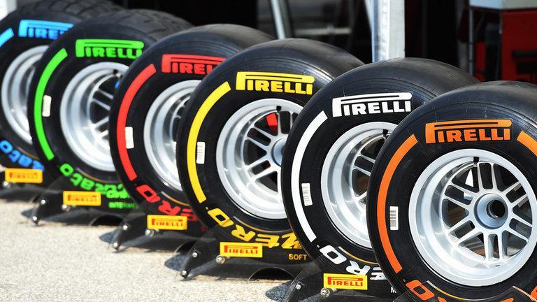 Пирелли объявила о своем выборе шин для Гран-при Бахрейна и России