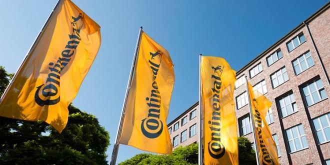 В 2016 году Continental увеличила объемы продаж на 3 процента
