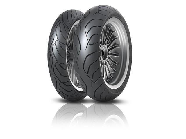 Dunlop представила новые мотошины RoadSmart III SC для скутеров