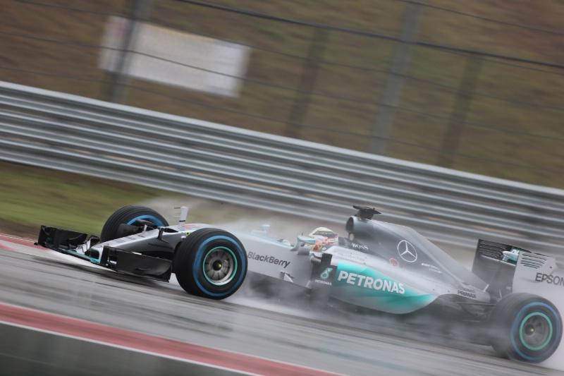 FIA разрешила Пирелли провести дополнительные тесты дождевых покрышек