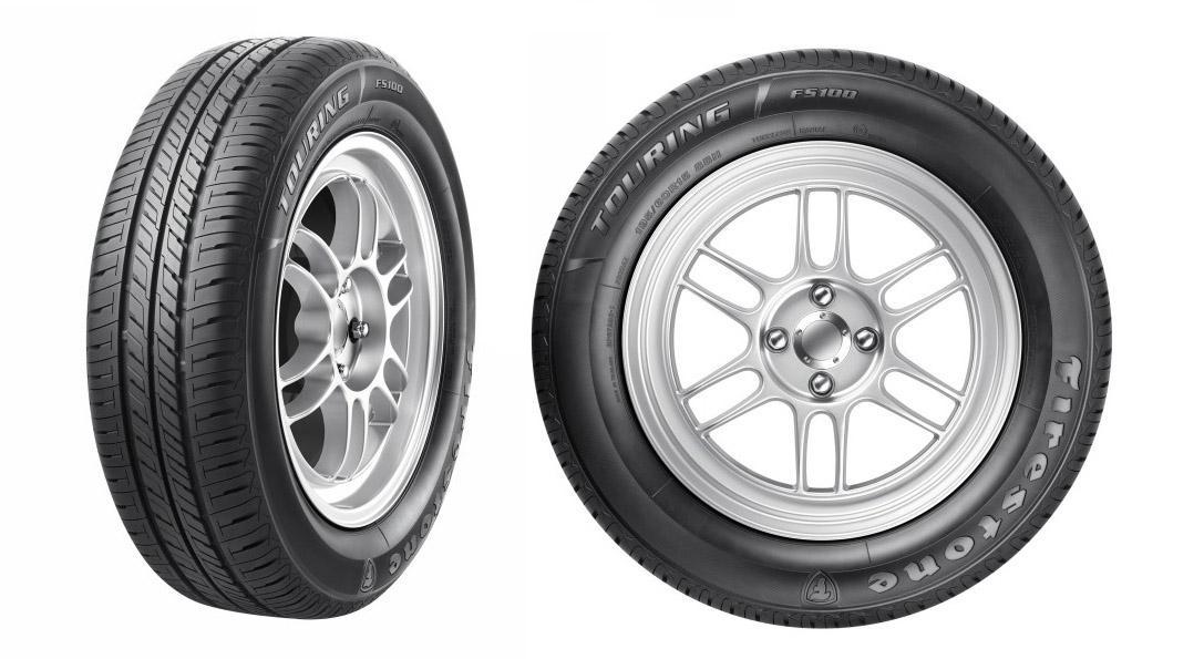 «Бриджстоун СНГ» анонсировала запуск летних покрышек Firestone Touring FS 100
