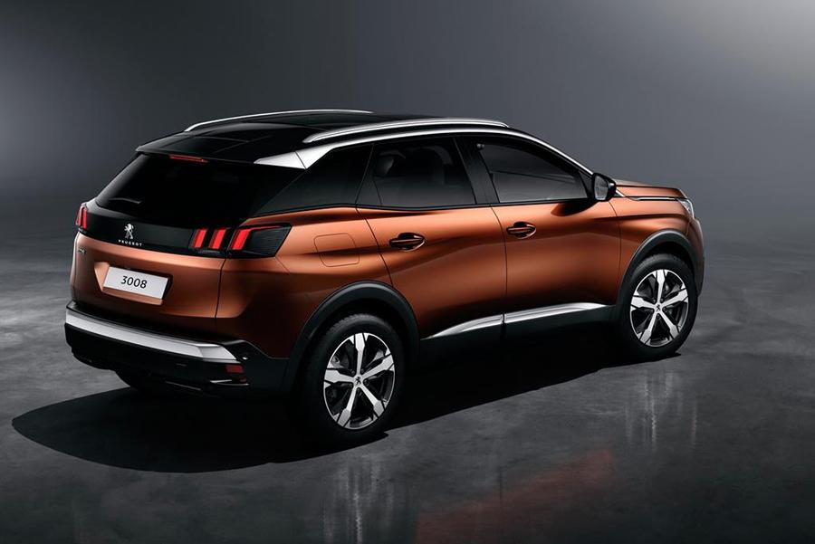 Peugeot 3008 (2017-2018) - фото, цена, характеристики Пежо