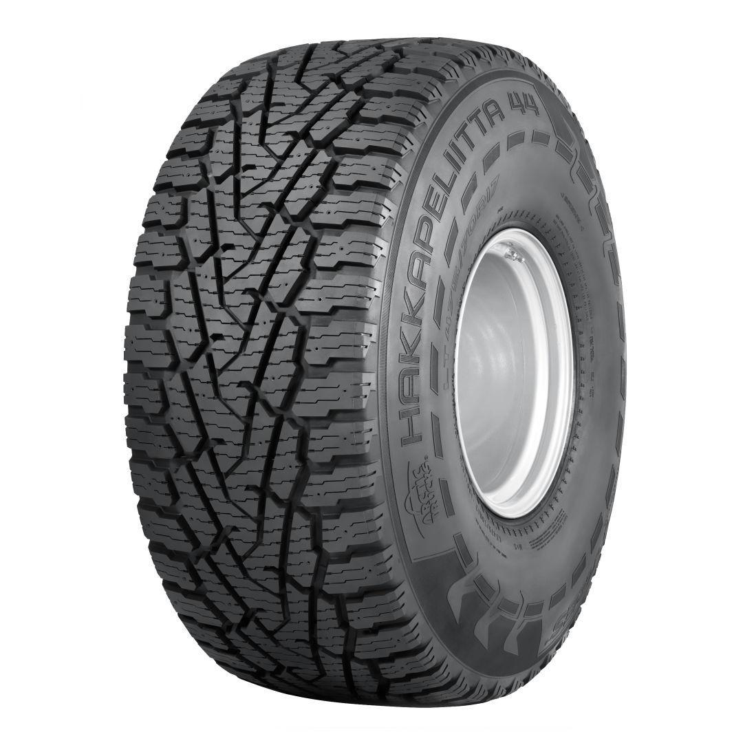 Nokian Tyres представила новую шину Hakkapeliitta 44 для полярных экспедиций