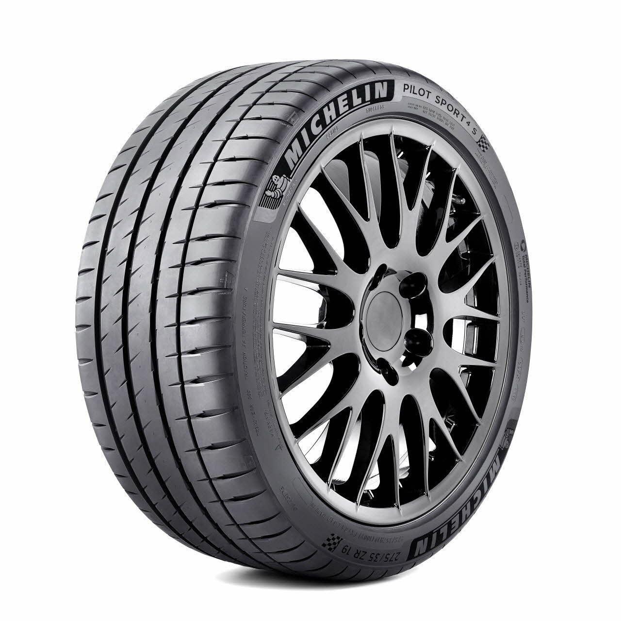 Жан-Доминик Сенар: Michelin Pilot Sport 4S - еще одна превосходная шина в нашей спортивной линейке