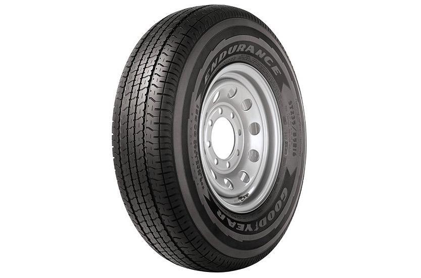 Goodyear представила новые шины Endurance для специализированных прицепов