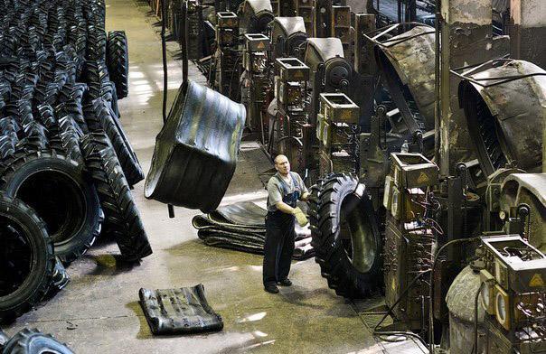 Барнаульские шинники продолжают автоматизацию производства на АШК