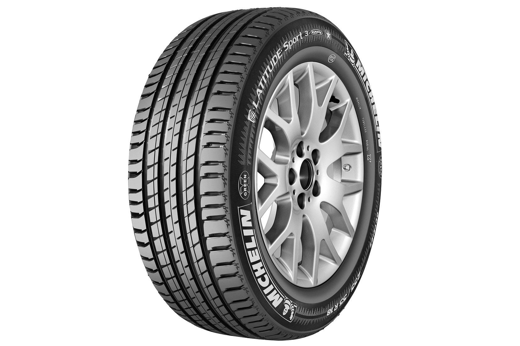 Вседорожное лето на шинах Michelin Latitude Sport 3