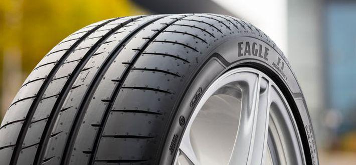 Porsche выбрала для новой Panamera сверхвысокопроизводительные шины Goodyear Eagle F1 Asymmetric 3