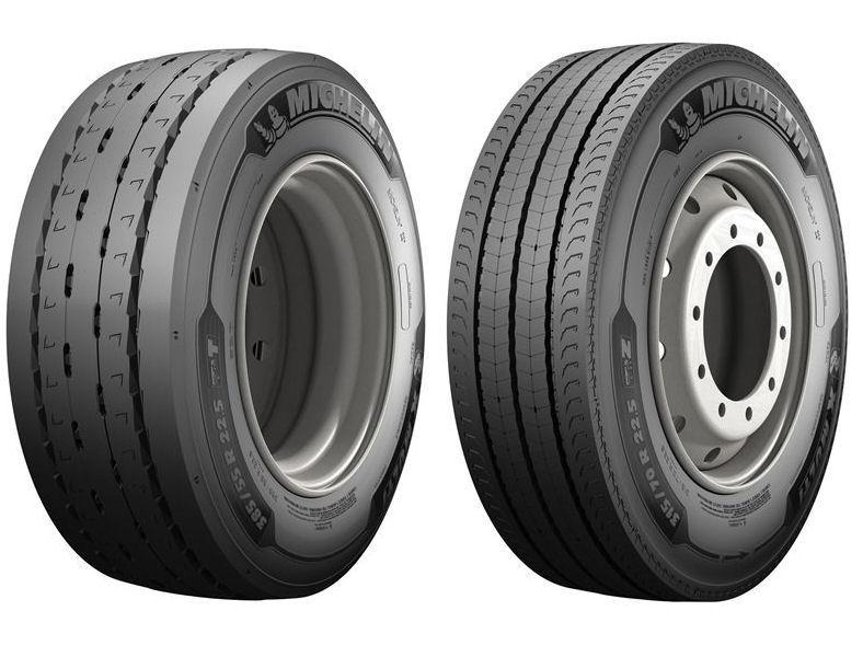 Новое поколение грузовых шин Michelin X Multi готовится к дебюту в Бирмингеме