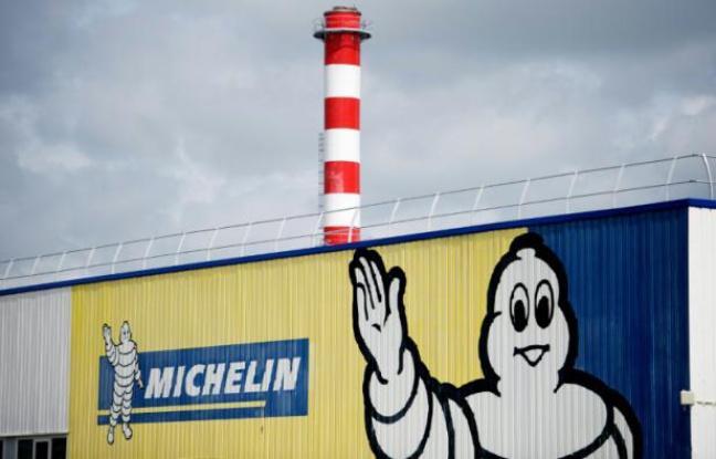 Объемы продаж Группы Мишлен выросли за год на 2,1 процента