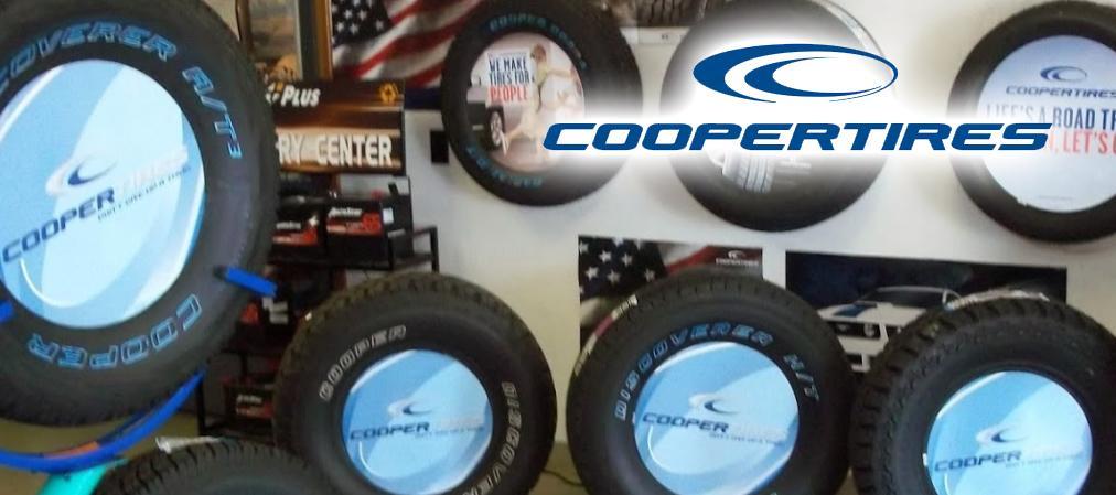 Cooper Tires завершила финансовый год с 8,4-процентным ростом прибыли