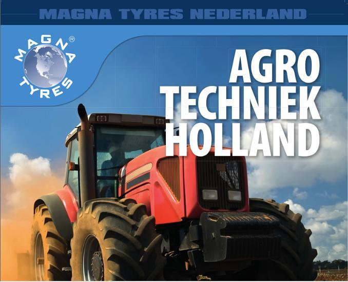 Агрошины Magna AG01 дебютируют на выставке в Париже