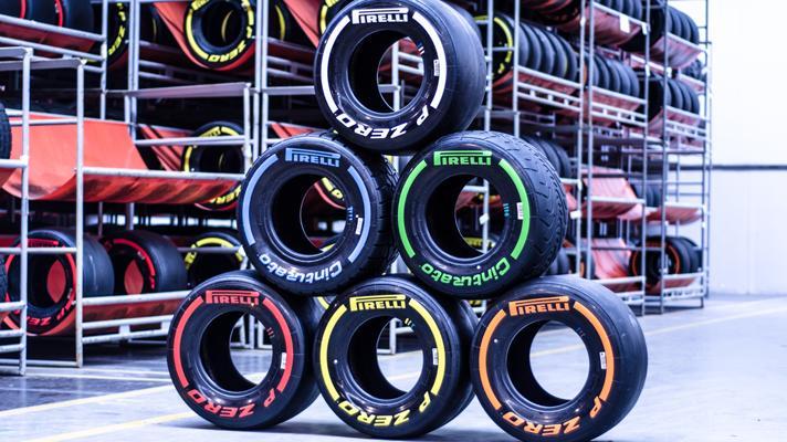 На тесты в Барселону Pirelli Motorsport привезет более 3500 шин