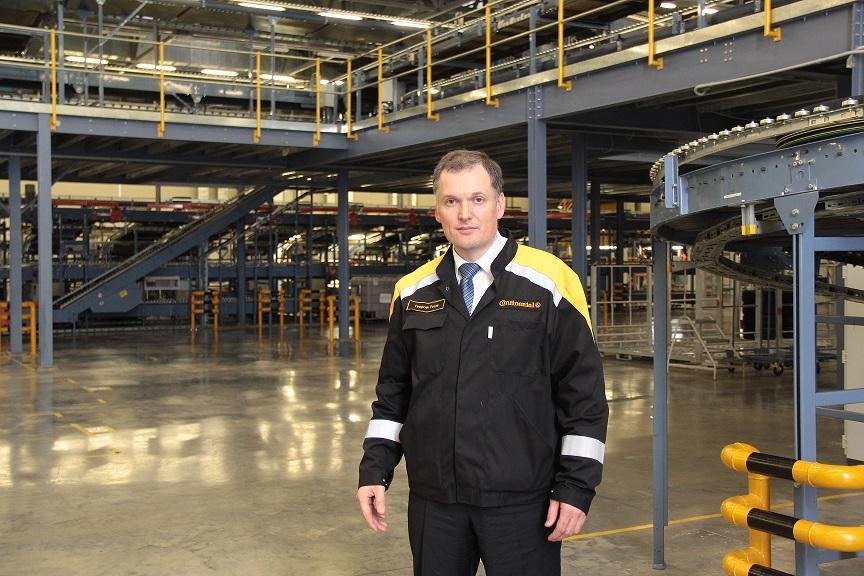 Калужский завод Continental планирует увеличить объемы производства