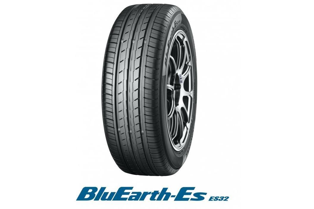 Новая экошина Yokohama BluEarth-Es ES32 появится на мировых рынках уже этой весной