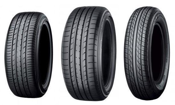 Три модели шин Yokohama омологированы для обновленного Toyota Vitz/Yaris