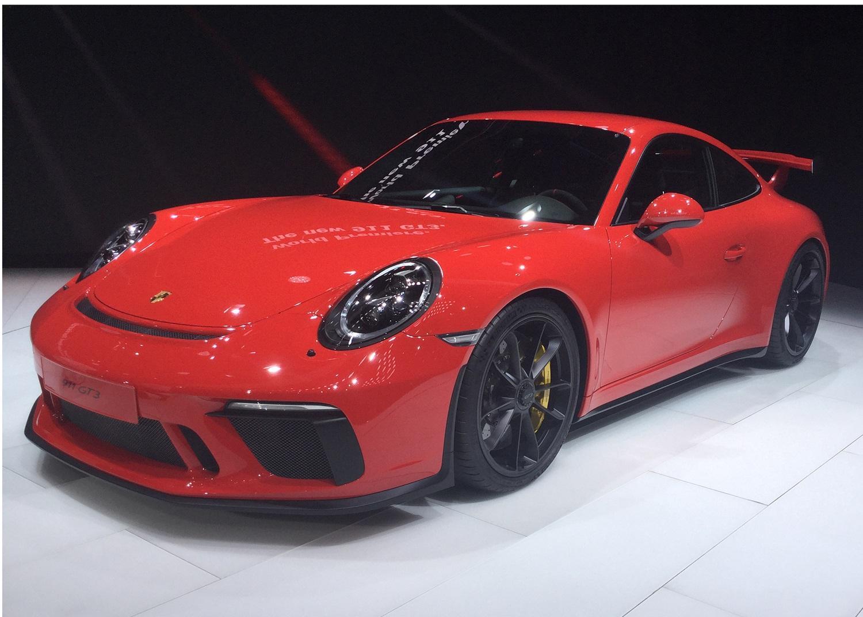 Мишлен разработала спецверсию Pilot Sport Cup 2 N1 для нового Porsche 911 GT3