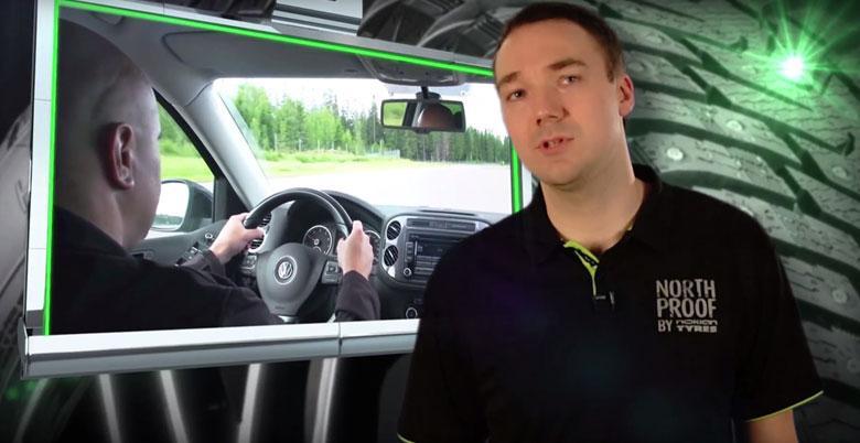Эксперты Nokian Tyres рассказывают о выборе, эксплуатации и хранении автомобильных шин