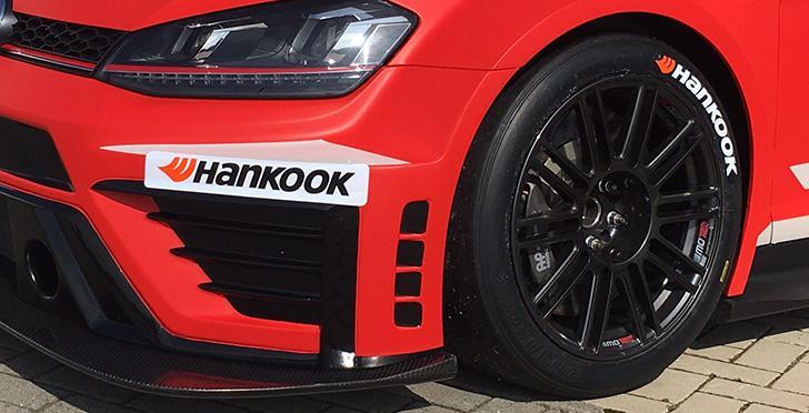 Участники серии VLN Langstreckenmeisterschaft Nürburgring будут использовать шины Hankook