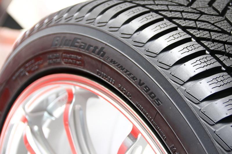 Yokohama объявила о продажах первой зимней шины эколинейки BluEarth