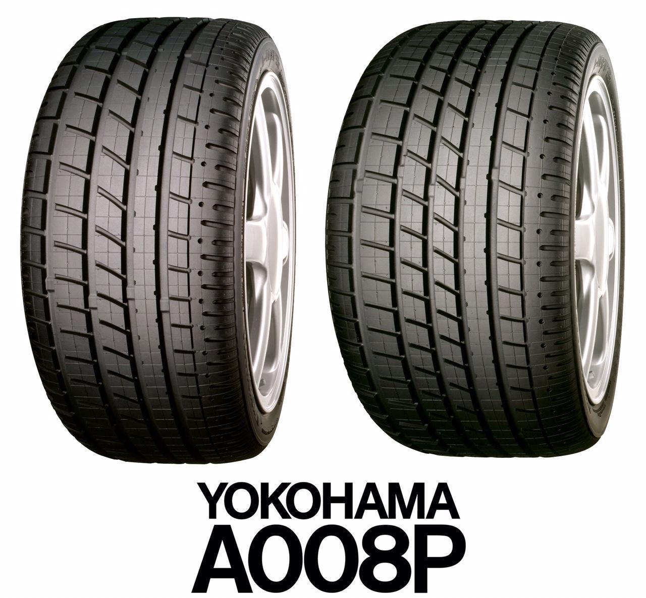 Yokohama возрождает модель A008P